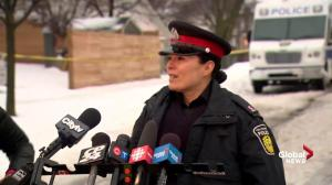Peel police provide update on 11-year-old girl found dead in Brampton home