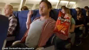 "Super Bowl classic commercial: Doritos ""Middle Seat"""