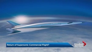 Big price tag for Boeing concept plane that can fly from NYC to London in 2 hours