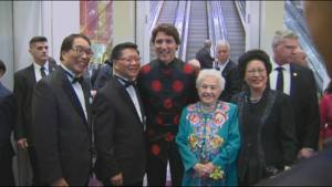 Justin Trudeau the Guest of Honour at Chinese New Year Celebration