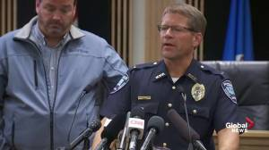 'Nothing at this point has led to arrest' of Washington mall shooter: police (00:52)