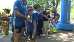 Montreal Walk of Courage raises funds for prostate cancer research