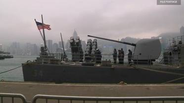 Why China's 'miracle' railgun weapon should scare the U S  navy