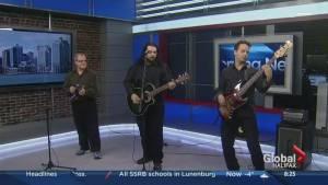 Matt Landry Band Performs