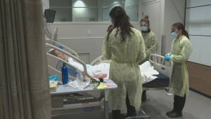Next generation of health-care workers get some hands-on experience