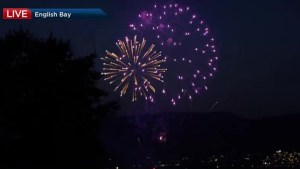 South Africa lights up the sky for Celebration of Light