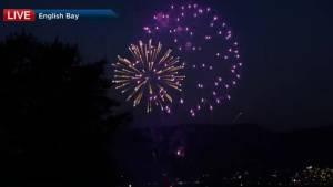 South Africa lights up the sky for Celebration of Light