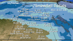 Saskatoon weather outlook cool Saturday, snowy Sunday