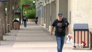 Residents feel unsafe in downtown Lethbridge after dark: survey