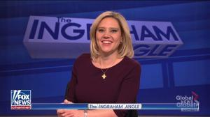 SNL spoofs 'The Ingraham Angle,' pokes fun at voter fraud allegations