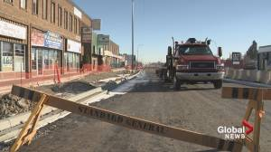 Business concerns to be tackled one-on-one during International Avenue construction