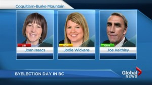 Two Metro Vancouver ridings voting in new MLAs