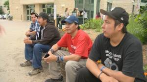 First Pikangikum evacuees reach Regina, more to arrive this weekend
