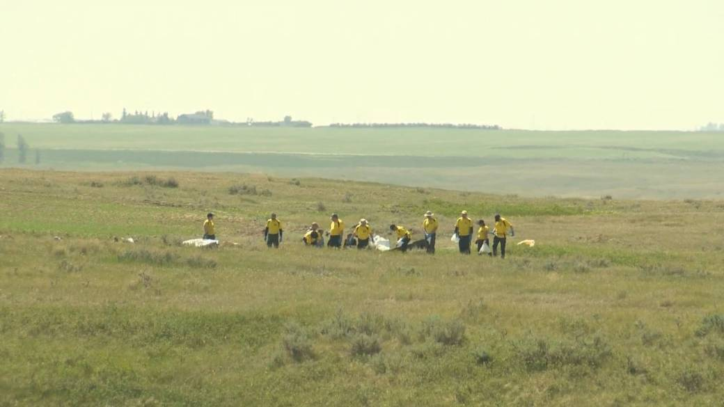 Pilot of deadly plane crash in southeast Alberta had expired student permit