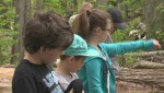 North Okanagan students learn about aquatic stewardship at Enderby education centre