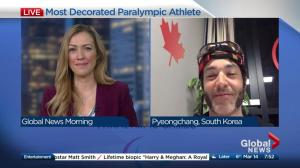 Canmore athlete Brian McKeever becomes Canada's most decorated winter Paralympian