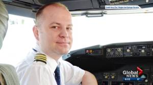 Calgary judge sentences drunk pilot to 8 months in prison