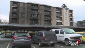 Suspicious carport fire near apartment building in Kelowna