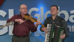 The Barra MacNeils stop in studio before Winnipeg performance