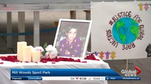Edmonton vigil for Asifa Bano, girl raped and killed in India
