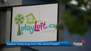 Toronto parents left in lurch after losing after-school care
