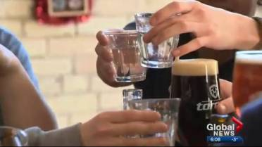 f6b0dece WATCH: Experts say it will depend on your body size and alcohol tolerance,  but MADD Canada has a guide for the number of drinks it takes to exceed the  ...