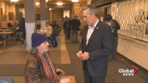 Quebec investing in homeless shelters