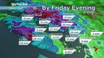 BC Evening Weather Forecast: Jun 8