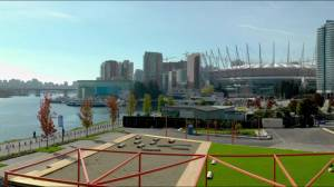 Vancouver's first inner city beach opens this weekend in False Creek