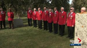 Alberta Mountie killed over 100 years ago honoured