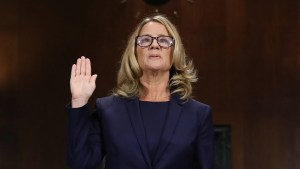 Christine Blasey Ford's most compelling moments from testimony before U.S. Senate Judiciary Committee