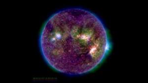 Earth braces for massive solar flare