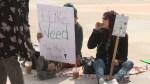Calgarians mark 4/20 as marijuana legalization looms