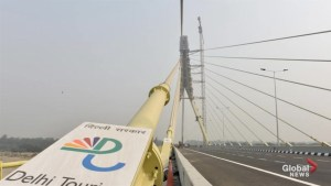 $400 million bridge in India posing a risk – due to selfies