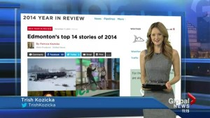 Edmonton's most popular stories of 2014