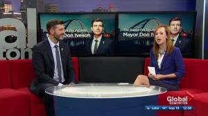 The rapid-fire round with Mayor Don Iveson