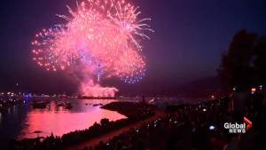 Honda Celebration of Light festival kicks off in Vancouver