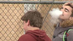 Peterborough teens talk vaping