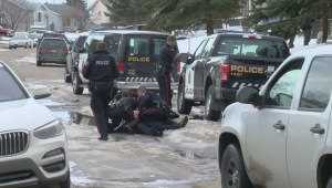 Calgary police officer in stable condition after being shot