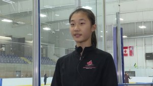 Kingston Figure Skater Jessica Lui headed to nationals