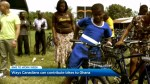 How Canadians can help bring bicycling to Ghana