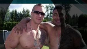 Hells Angel arrested on charges of conspiracy to murder two men