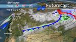 Saskatoon weather outlook: rain, wind and heat