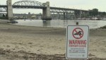 Three Vancouver beaches closed to swimming due to E.coli