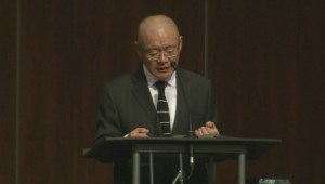 Canadian pastor freed from North Korea makes first public appearance at church
