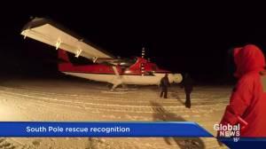 Kenn Borek Air celebrates successful South Pole rescue mission in Calgary