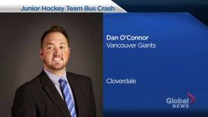Humboldt Broncos crash a 'tragedy only just beginning': Vancouver Giants spokesperson