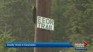 Deadly week in Kananaskis for hikers prompts warning