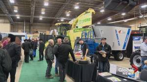 Agriculture Expo and North American Seed Fair underway in Lethbridge (01:32)