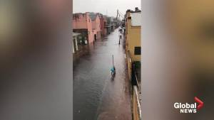 New Orleans' iconic French Quarter facing severe flooding